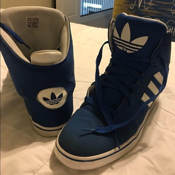 cheap adidas high tops for men